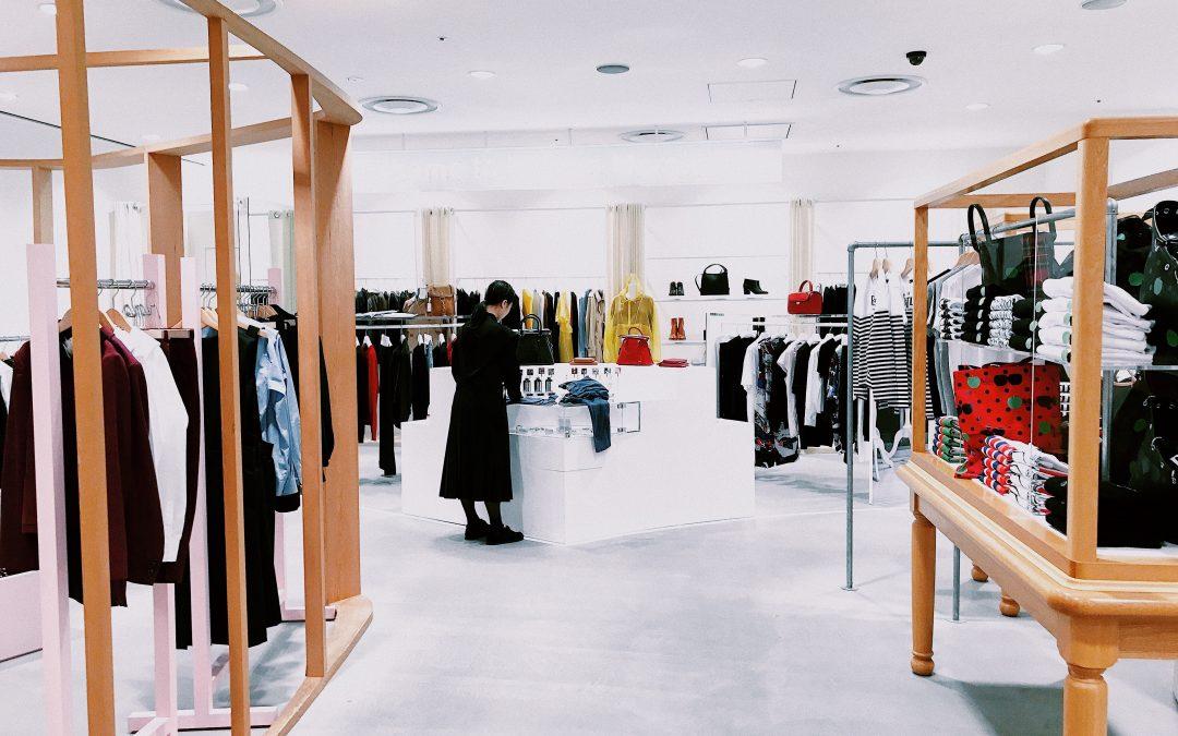 optimización de inmuebles sector moda